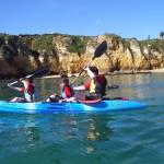 family friendly sea kayak trips from lagos