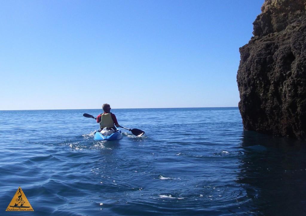 kayak-lagos.com ponte piedade rock formations