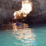coastal cave trip lagos kayak