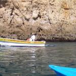 kayak lagos support boat safe